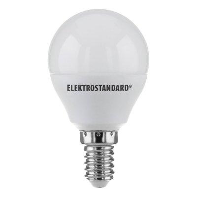 Лампа светодиодная Электростандарт Mini Classic LED 7W 6500K E14 Mini Classic LED 7W 6500K E14 матовое стекло фото