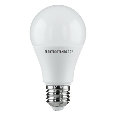 Лампа светодиодная Электростандарт Classic LED D 17W 3300K E27Светодиодные лампы LED с цоколем E27<br>Мощность: 17 Вт Цвет: 3300K Цоколь: E27 Световой поток: 1445 лм Размер: ? 65 x 134 мм Питание: 220 В 50 Гц Ресурс: 50 000 ч