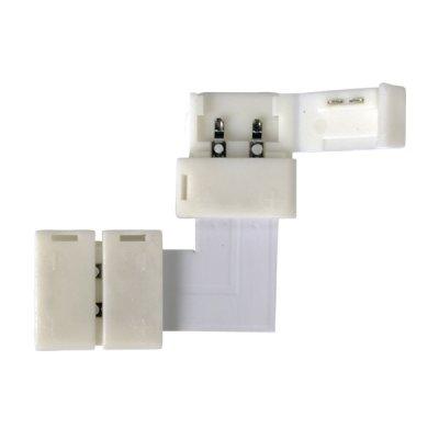 LED 1L коннектор для 3528 одноцветной светодиодной ленты L Электростандарт Аксессуары для светодиодной лентыКоннекторы светодиодной ленты<br>В интернет-магазине «Светодом» можно купить не только люстры и светильники, но и лампочки. В нашем каталоге представлены светодиодные, галогенные, энергосберегающие модели и лампы накаливания. В ассортименте имеются изделия разной мощности, поэтому у нас Вы сможете приобрести все необходимое для освещения.   Лампа Электростандарт LED 1L коннектор для 3528 одноцветной светодиодной ленты L обеспечит отличное качество освещения. При покупке ознакомьтесь с параметрами в разделе «Характеристики», чтобы не ошибиться в выборе. Там же указано, для каких осветительных приборов Вы можете использовать лампу Электростандарт LED 1L коннектор для 3528 одноцветной светодиодной ленты LЭлектростандарт LED 1L коннектор для 3528 одноцветной светодиодной ленты L.   Для оформления покупки воспользуйтесь «Корзиной». При наличии вопросов Вы можете позвонить нашим менеджерам по одному из контактных номеров. Мы доставляем заказы в Москву, Екатеринбург и другие города России.<br>