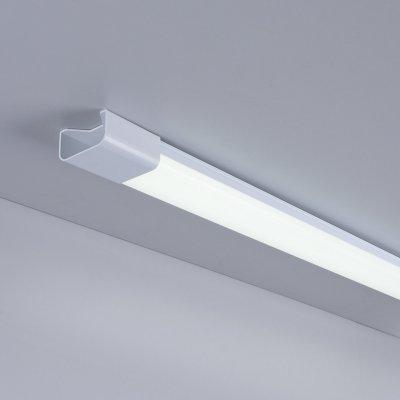 LTB0201D 120 см 36W  Электростандарт Пылевлагозащищенный светодиодный светильникСветодиодные LED<br>Мощность: 36 Вт Световой поток: 2500 лм Cвет: холодный белый 6500 К Угол свечения: 120° Питание: 220 В, 50 Гц Режим работы: –20° ... +40° С Пылевлагозащищенность: IР65 Источник света: 176 светодиодов  Срок службы: 50 000 ч Материал корпуса: пластик Материал рассеивателя: акрил Гарантия: 3 года<br><br>Цветовая t, К: 6500<br>Тип лампы: LED<br>MAX мощность ламп, Вт: 36
