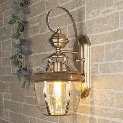 1032 Chatel D медь Электростандарт Настенный светильникуличные настенные светильники<br>Лампа: E27 1 ? 60 Вт Пылевлагозащищенность: IP33 Размеры: 220 ? 220 ? 330 мм<br><br>Тип лампы: Накаливания / энергосбережения / светодиодная<br>Тип цоколя: E27<br>Количество ламп: 1<br>Ширина, мм: 220<br>Расстояние от стены, мм: 220<br>Высота, мм: 320<br>MAX мощность ламп, Вт: 60