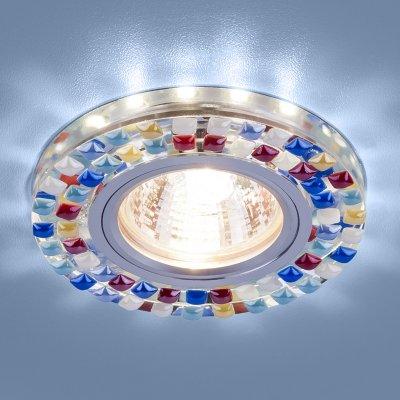 Купить 2195 MR16 SL/MLT зеркальный/мульти Электростандарт Точечный светодиодный светильник, Китай