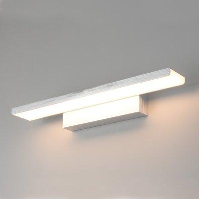 Купить Подсветка Электростандарт Sankara LED серебристая (MRL LED 16W 1009 IP20), Китай, металл