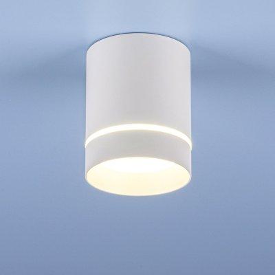 Светильник спот Электростандарт DLR021 9W 4200Kсветильники стаканы потолочные<br>
