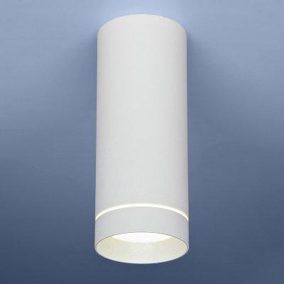 Купить Накладной потолочный светодиодный светильник DLR022 12W 4200K белый матовый Электростандарт, Китай