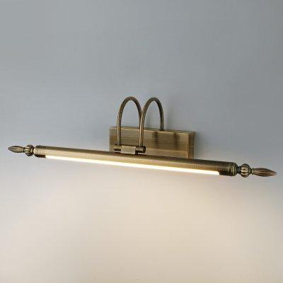 Подсветка Электростандарт Rona LED бронза (MRL LED 9W 1016 IP20 )классические бра<br>
