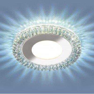 Светодиодный светильник Электростандарт 9908 LED 9908 LED 8W CL прозрачный фото