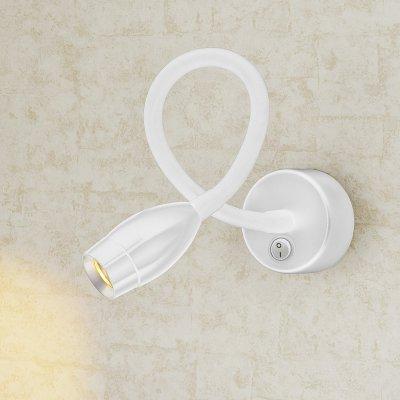 Купить Светодиодный светильник с гибким основанием MRL LED 1020 Электростандарт, Китай, алюминиевый сплав
