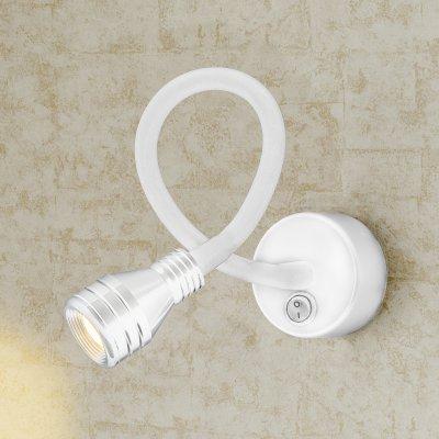 Купить Светодиодный светильник с гибким основанием MRL LED 1030 Электростандарт, Китай, алюминиевый сплав