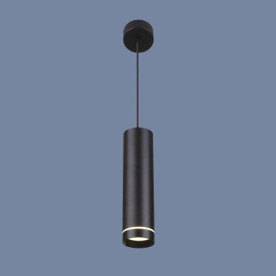 Купить Накладной потолочный светодиодный светильник DLR023 12W 4200K черный матовый Электростандарт, Китай