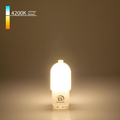 Электростандарт / Светодиодная лампа G4 LED BL122 3W 12V 360° 4200K BL122