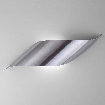Светильник настенный светодиодный сатин-никель 40130/1 LED сатин-никель Электростандарт фото