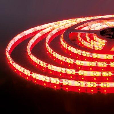 Электростандарт Лента светодиодная 60Led 4,8W IP65 красный фото