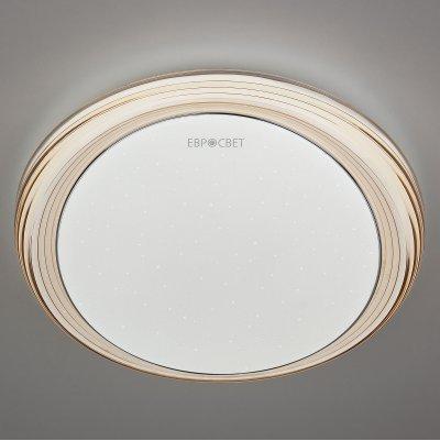Накладной светодиодный светильник 40007/1 LED Электростандарткруглые светильники<br>