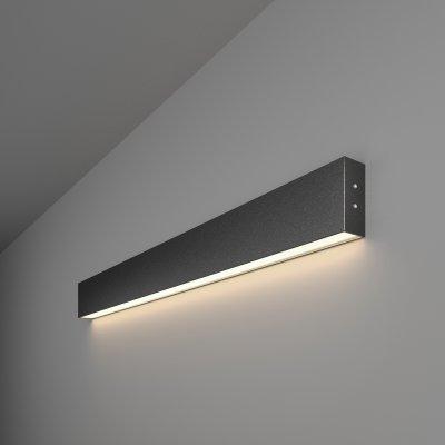 Линейный светодиодный накладной односторонний светильник (LSG-02-1-878-4200-MSh) Электростандарт.