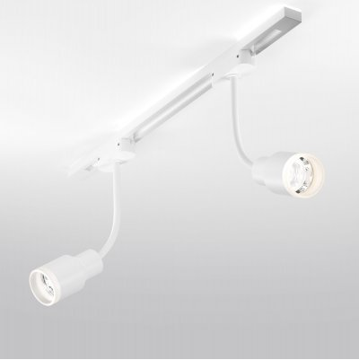 Трековый светильник Molly Flex Белый 7W 4200K (LTB38) однофазный Электростандарт фото