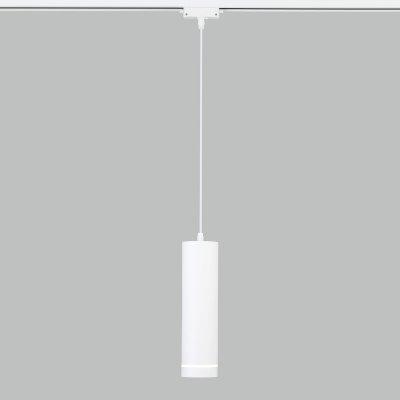 Трековый светильник 50163/1 LED белый Электростандарт фото