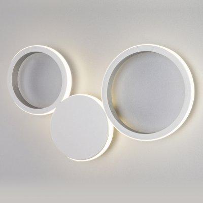 40141/1 LED серебро / настенный светодиодный светильник 40141/1 LED фото