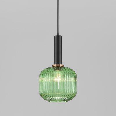 Подвесной светильник Евросвет 50182/1 Bravo зеленый 50182/1 зеленый фото
