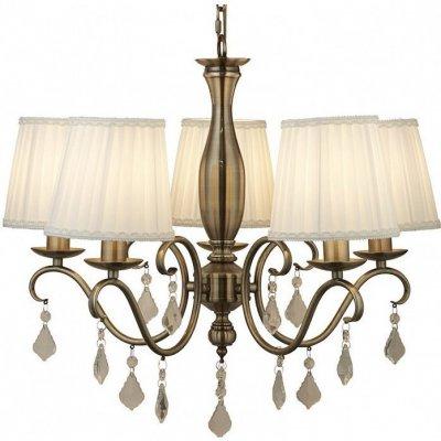 Светильник подвесной Arte lamp A2313LM-5AB Innamorata фото