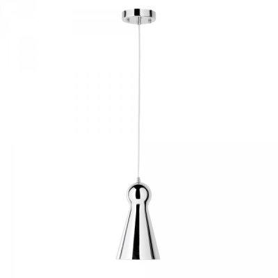Светильник Arte lamp A2370SP-1CC Dangleснятые с производства светильники<br><br><br>S освещ. до, м2: 3<br>Тип лампы: накаливания / энергосбережения / LED-светодиодная<br>Тип цоколя: E14<br>Количество ламп: 1<br>Ширина, мм: 140<br>Диаметр, мм мм: 140<br>Длина цепи/провода, мм: 750<br>Высота, мм: 240<br>MAX мощность ламп, Вт: 40