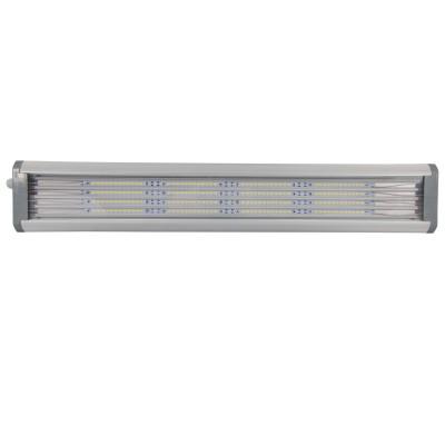 Светильник консольный Arte lamp a3710pf-1si LED HighwayКонсольные<br><br><br>Тип товара: Светильник<br>Цветовая t, К: 5000<br>Тип лампы: LED<br>Тип цоколя: LED<br>Ширина, мм: 110<br>MAX мощность ламп, Вт: 100<br>Длина, мм: 620<br>Высота, мм: 60<br>Цвет арматуры: серебристый
