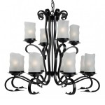 Светильник Arte lamp a7915lm-8-4bk Scroll