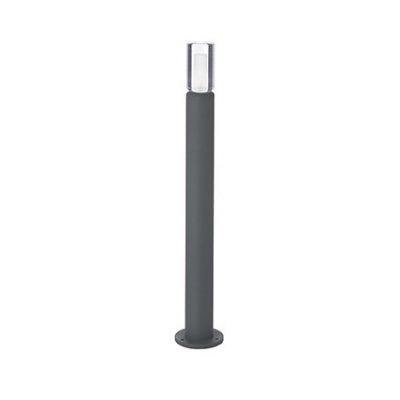 Торшер Ideal Lux BAMBOO PT1 BIG ANTRACITEОдиночные столбы<br>Обеспечение качественного уличного освещения – важная задача для владельцев коттеджей. Компания «Светодом» предлагает современные светильники, которые порадуют Вас отличным исполнением. В нашем каталоге представлена продукция известных производителей, пользующихся популярностью благодаря высокому качеству выпускаемых товаров.   Уличный светильник Ideal lux BAMBOO PT1 BIG ANTRACITE не просто обеспечит качественное освещение, но и станет украшением Вашего участка. Модель выполнена из современных материалов и имеет влагозащитный корпус, благодаря которому ей не страшны осадки.   Купить уличный светильник Ideal lux BAMBOO PT1 BIG ANTRACITE, представленный в нашем каталоге, можно с помощью онлайн-формы для заказа. Чтобы задать имеющиеся вопросы, звоните нам по указанным телефонам.<br><br>Тип цоколя: G9<br>Количество ламп: 1<br>Диаметр, мм мм: 130<br>Высота, мм: 810<br>MAX мощность ламп, Вт: 40