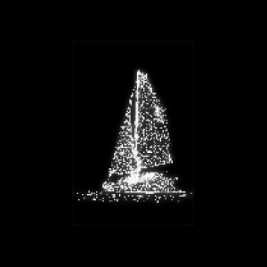 Бра декоративное «Кораблик» 4Wсияющие узоры<br>
