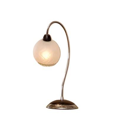 Настольная лампа Citilux CL130811 Одиссейклассические настольные лампы<br>Настольная лампа – это не просто источник дополнительного освещения, но и оригинальный элемент декора. Его можно установить в спальне, гостиной, кабинете и других комнатах. Интернет-магазин «Светодом» предлагает настольные лампы разных стилей по доступным ценам. Благодаря большому ассортименту Вы обязательно найдете в нашем каталоге именно ту модель, которую искали. <br> Настольная лампа Citilux CL130811 – прекрасный вариант для завершения интерьера. Ее можно включить одновременно с люстрой для более яркого освещения или без нее для создания уютной атмосферы, настраивающей на отдых. <br> Купить настольную лампу Citilux CL130811 Вы можете с помощью виртуальной «Корзины» или по контактным номерам, указанным на сайте.