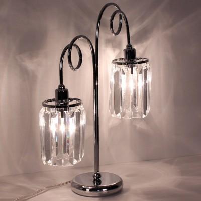 Citilux CL330821 СветильникХрустальные<br>Настольная лампа – это не просто источник дополнительного освещения, но и оригинальный элемент декора. Его можно установить в спальне, гостиной, кабинете и других комнатах. Интернет-магазин «Светодом» предлагает настольные лампы разных стилей по доступным ценам. Благодаря большому ассортименту Вы обязательно найдете в нашем каталоге именно ту модель, которую искали.   Настольная лампа Citilux CL330821 – прекрасный вариант для завершения интерьера. Ее можно включить одновременно с люстрой для более яркого освещения или без нее для создания уютной атмосферы, настраивающей на отдых.   Купить настольную лампу Citilux CL330821 Вы можете с помощью виртуальной «Корзины» или по контактным номерам, указанным на сайте.<br><br>Тип лампы: Накаливания / энергосбережения / светодиодная<br>Тип цоколя: E14<br>Количество ламп: 2<br>MAX мощность ламп, Вт: 60<br>Диаметр, мм мм: 380<br>Высота, мм: 430