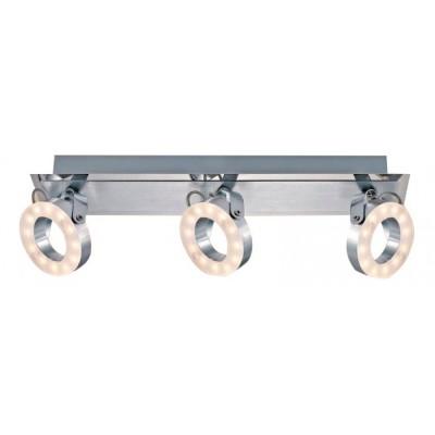 Светильник поворотный спот Citilux CL553531 Бильботройные споты<br>Светильники-споты – это оригинальные изделия с современным дизайном. Они позволяют не ограничивать свою фантазию при выборе освещения для интерьера. Такие модели обеспечивают достаточно качественный свет. Благодаря компактным размерам Вы можете использовать несколько спотов для одного помещения. <br>Интернет-магазин «Светодом» предлагает необычный светильник-спот Citilux CL553531 по привлекательной цене. Эта модель станет отличным дополнением к люстре, выполненной в том же стиле. Перед оформлением заказа изучите характеристики изделия. <br>Купить светильник-спот Citilux CL553531 в нашем онлайн-магазине Вы можете либо с помощью формы на сайте, либо по указанным выше телефонам. Обратите внимание, что у нас склады не только в Москве и Екатеринбурге, но и других городах России.