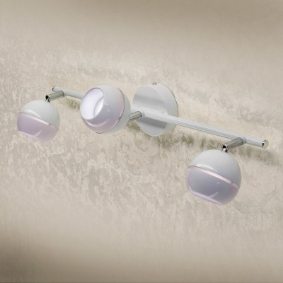Citilux CL555530 СветильникТройные<br>Светильники-споты – это оригинальные изделия с современным дизайном. Они позволяют не ограничивать свою фантазию при выборе освещения для интерьера. Такие модели обеспечивают достаточно качественный свет. Благодаря компактным размерам Вы можете использовать несколько спотов для одного помещения.  Интернет-магазин «Светодом» предлагает необычный светильник-спот Citilux CL555530 по привлекательной цене. Эта модель станет отличным дополнением к люстре, выполненной в том же стиле. Перед оформлением заказа изучите характеристики изделия.  Купить светильник-спот Citilux CL555530 в нашем онлайн-магазине Вы можете либо с помощью формы на сайте, либо по указанным выше телефонам. Обратите внимание, что у нас склады не только в Москве и Екатеринбурге, но и других городах России.<br>