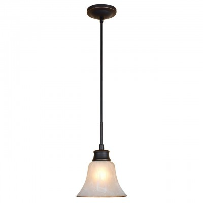 Citilux Классик CL560115 Потолочный светильникодиночные подвесные светильники<br><br><br>S освещ. до, м2: 4<br>Тип лампы: накаливания / энергосбережения / LED-светодиодная<br>Тип цоколя: E27<br>Цвет арматуры: Коричневый<br>Количество ламп: 1<br>MAX мощность ламп, Вт: 75