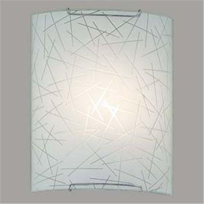 Citilux Крона CL921061W Светильник настенный браНакладные<br><br><br>S освещ. до, м2: 6<br>Тип лампы: накаливания / энергосбережения / LED-светодиодная<br>Тип цоколя: E27<br>Цвет арматуры: серебристый<br>Количество ламп: 1<br>Ширина, мм: 200<br>Размеры: Стеклянный рассеиватель, Высота 25см, Ширина 20см, Глубина 9см.<br>Расстояние от стены, мм: 90<br>Высота, мм: 250<br>Поверхность арматуры: глянцевый<br>MAX мощность ламп, Вт: 100