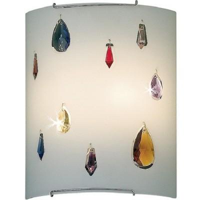 Купить Светильник бра Citilux CL922331 Оникс, Дания, Стекло/Металл