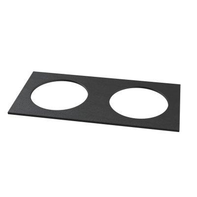 Аксессуар для встраиваемого светильника Maytoni DLA040-03B Accessories for downlight.