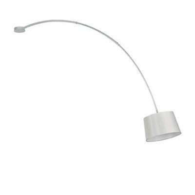 Потолочный светильник Ideal Lux DORSALE PL1 BIANCOПотолочные<br>Компания «Светодом» предлагает широкий ассортимент люстр от известных производителей. Представленные в нашем каталоге товары выполнены из современных материалов и обладают отличным качеством. Благодаря широкому ассортименту Вы сможете найти у нас люстру под любой интерьер. Мы предлагаем как классические варианты, так и современные модели, отличающиеся лаконичностью и простотой форм.  Стильная люстра Ideal lux DORSALE PL1 BIANCO станет украшением любого дома. Эта модель от известного производителя не оставит равнодушным ценителей красивых и оригинальных предметов интерьера. Люстра Ideal lux DORSALE PL1 BIANCO обеспечит равномерное распределение света по всей комнате. При выборе обратите внимание на характеристики, позволяющие приобрести наиболее подходящую модель. Купить понравившуюся люстру по доступной цене Вы можете в интернет-магазине «Светодом».<br><br>Установка на натяжной потолок: Да<br>S освещ. до, м2: 3<br>Тип цоколя: E27<br>Количество ламп: 1<br>Диаметр, мм мм: 320<br>Расстояние от стены, мм: 1700<br>Высота, мм: 1450<br>MAX мощность ламп, Вт: 60