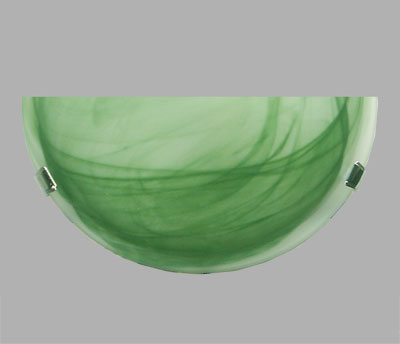 Светильник бра Duna BIS D30 зеленый/хромНакладные<br><br><br>S освещ. до, м2: 6<br>Тип лампы: накаливания / энергосбережения / LED-светодиодная<br>Тип цоколя: E27<br>Количество ламп: 1<br>MAX мощность ламп, Вт: 100<br>Диаметр, мм мм: 30<br>Оттенок (цвет): зеленый<br>Цвет арматуры: серебристый