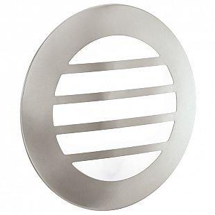 Eglo CITY 2 93267 уличные светильникиНастенные<br><br><br>Тип цоколя: GX53-LED<br>MAX мощность ламп, Вт: 1X7W<br>Диаметр, мм мм: 280<br>Расстояние от стены, мм: 60<br>Оттенок (цвет): белый<br>Цвет арматуры: сталь<br>Общая мощность, Вт: 2
