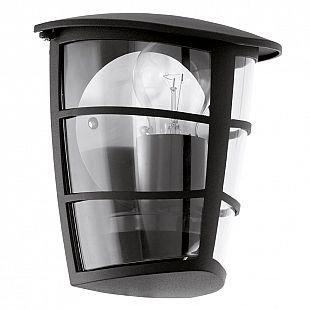 Eglo ALORIA 93407 светильник уличныйУличные настенные светильники<br>Обеспечение качественного уличного освещения – важная задача для владельцев коттеджей. Компания «Светодом» предлагает современные светильники, которые порадуют Вас отличным исполнением. В нашем каталоге представлена продукция известных производителей, пользующихся популярностью благодаря высокому качеству выпускаемых товаров. <br> Уличный светильник Eglo 93407 не просто обеспечит качественное освещение, но и станет украшением Вашего участка. Модель выполнена из современных материалов и имеет влагозащитный корпус, благодаря которому ей не страшны осадки. <br> Купить уличный светильник Eglo 93407, представленный в нашем каталоге, можно с помощью онлайн-формы для заказа. Чтобы задать имеющиеся вопросы, звоните нам по указанным телефонам.<br><br>Тип лампы: накаливания / энергосбережения / LED-светодиодная<br>Тип цоколя: E27<br>Цвет арматуры: черный<br>Длина, мм: 180<br>Расстояние от стены, мм: 120<br>Высота, мм: 200<br>Оттенок (цвет): прозрачный<br>MAX мощность ламп, Вт: 60<br>Общая мощность, Вт: 2