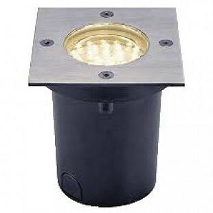 Eglo LAMEDO 93481 светильник уличныйГрунтовые светильники<br>Обеспечение качественного уличного освещения – важная задача для владельцев коттеджей. Компания «Светодом» предлагает современные светильники, которые порадуют Вас отличным исполнением. В нашем каталоге представлена продукция известных производителей, пользующихся популярностью благодаря высокому качеству выпускаемых товаров.   Уличный светильник Eglo LAMEDO 93481 уличный не просто обеспечит качественное освещение, но и станет украшением Вашего участка. Модель выполнена из современных материалов и имеет влагозащитный корпус, благодаря которому ей не страшны осадки.   Купить уличный светильник Eglo LAMEDO 93481 уличный, представленный в нашем каталоге, можно с помощью онлайн-формы для заказа. Чтобы задать имеющиеся вопросы, звоните нам по указанным телефонам.<br><br>Цветовая t, К: 3000 (теплый белый)<br>Тип лампы: LED<br>Тип цоколя: LED-MODUL<br>Цвет арматуры: серебристый<br>Ширина, мм: 100<br>Диаметр врезного отверстия, мм: 95<br>Длина, мм: 100<br>Оттенок (цвет): белый<br>MAX мощность ламп, Вт: 2,5<br>Общая мощность, Вт: 29