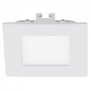 Eglo FUEVA 1 94045 Встраиваемые и накладные светильникиКвадратные LED<br>Встраиваемые светильники – популярное осветительное оборудование, которое можно использовать в качестве основного источника или в дополнение к люстре. Они позволяют создать нужную атмосферу атмосферу и привнести в интерьер уют и комфорт.   Интернет-магазин «Светодом» предлагает стильный встраиваемый светильник Eglo 94045. Данная модель достаточно универсальна, поэтому подойдет практически под любой интерьер. Перед покупкой не забудьте ознакомиться с техническими параметрами, чтобы узнать тип цоколя, площадь освещения и другие важные характеристики.   Приобрести встраиваемый светильник Eglo 94045 в нашем онлайн-магазине Вы можете либо с помощью «Корзины», либо по контактным номерам. Мы доставляем заказы по Москве, Екатеринбургу и остальным российским городам.<br><br>Цветовая t, К: 3000 (теплый белый)<br>Тип лампы: LED<br>Тип цоколя: LED<br>Ширина, мм: 85<br>MAX мощность ламп, Вт: 2.7<br>Размеры основания, мм: 0<br>Диаметр врезного отверстия, мм: 25<br>Длина, мм: 85<br>Цвет арматуры: белый<br>Общая мощность, Вт: 2,7W
