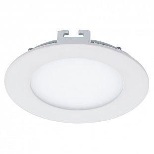 Eglo FUEVA 1 94047 Встраиваемые и накладные светильникиКруглые LED<br>Встраиваемые светильники – популярное осветительное оборудование, которое можно использовать в качестве основного источника или в дополнение к люстре. Они позволяют создать нужную атмосферу атмосферу и привнести в интерьер уют и комфорт.   Интернет-магазин «Светодом» предлагает стильный встраиваемый светильник Eglo 94047. Данная модель достаточно универсальна, поэтому подойдет практически под любой интерьер. Перед покупкой не забудьте ознакомиться с техническими параметрами, чтобы узнать тип цоколя, площадь освещения и другие важные характеристики.   Приобрести встраиваемый светильник Eglo 94047 в нашем онлайн-магазине Вы можете либо с помощью «Корзины», либо по контактным номерам. Мы развозим заказы по Москве, Екатеринбургу и остальным российским городам.<br><br>Цветовая t, К: 3000 (теплый белый)<br>Тип лампы: LED<br>Тип цоколя: LED<br>Цвет арматуры: белый<br>Диаметр, мм мм: 120<br>Размеры основания, мм: 0<br>Диаметр врезного отверстия, мм: 25<br>MAX мощность ламп, Вт: 5.5<br>Общая мощность, Вт: 5,5W