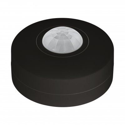 Датчик движения DETECT ME 4 Eglo 97422Ожидается<br><br><br>Тип цоколя: -<br>Цвет арматуры: черный<br>Диаметр, мм мм: 90<br>Глубина, мм: 55