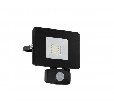 Ландшафтный светод. спот FAEDO 3 c датч. дв-я Eglo 97461Ожидается<br><br><br>Цветовая t, К: 5000<br>Тип лампы: LED - светодиодная<br>Тип цоколя: LED<br>Цвет арматуры: черный<br>Количество ламп: 1<br>Глубина, мм: 50<br>Высота, мм: 140<br>MAX мощность ламп, Вт: 20
