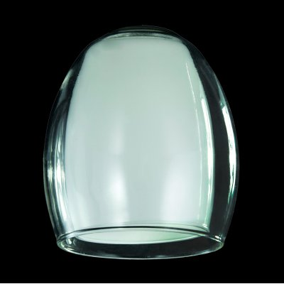 Плафон Евросвет плафон 9808 белый+прозрачный, арт. 70437 от Svetodom