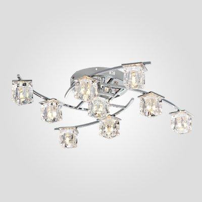 Купить Светильник Евросвет 80105/9 хром, Китай