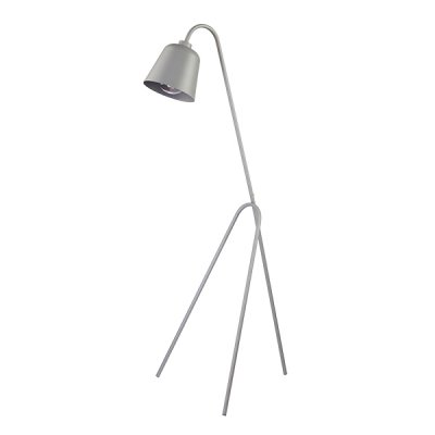 Купить Торшер TK Lighting 2981 Lami Grey 1, Китай, Металл