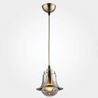 Купить Подвесной светильник Евросвет 50055/1 античная бронза, Китай